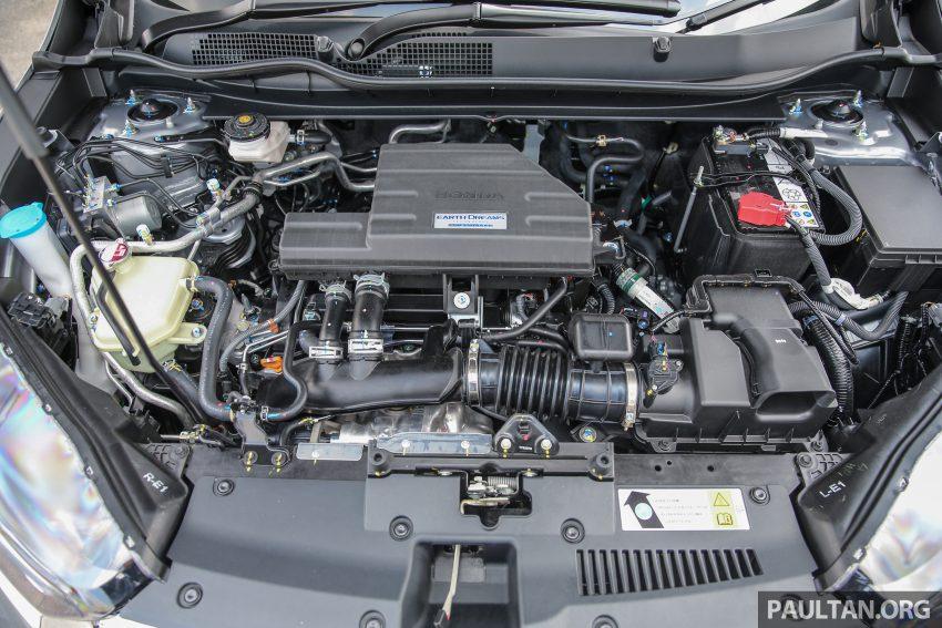 汽车图集:Honda CR-V 四代和五代新旧车型外观对比。 Image #33036
