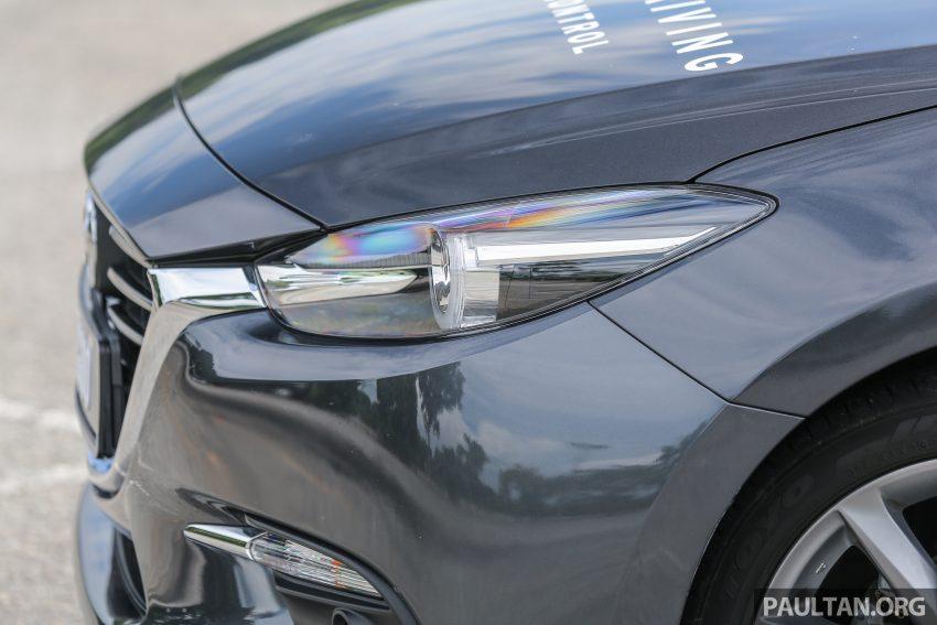 """试驾:2017 Mazda 3 GVC, 优越的""""人马一体""""驾驭体验。 Image #32955"""