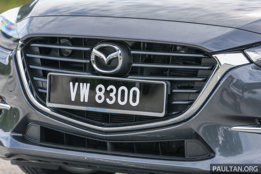 """试驾:2017 Mazda 3 GVC, 优越的""""人马一体""""驾驭体验。 Image #32957"""