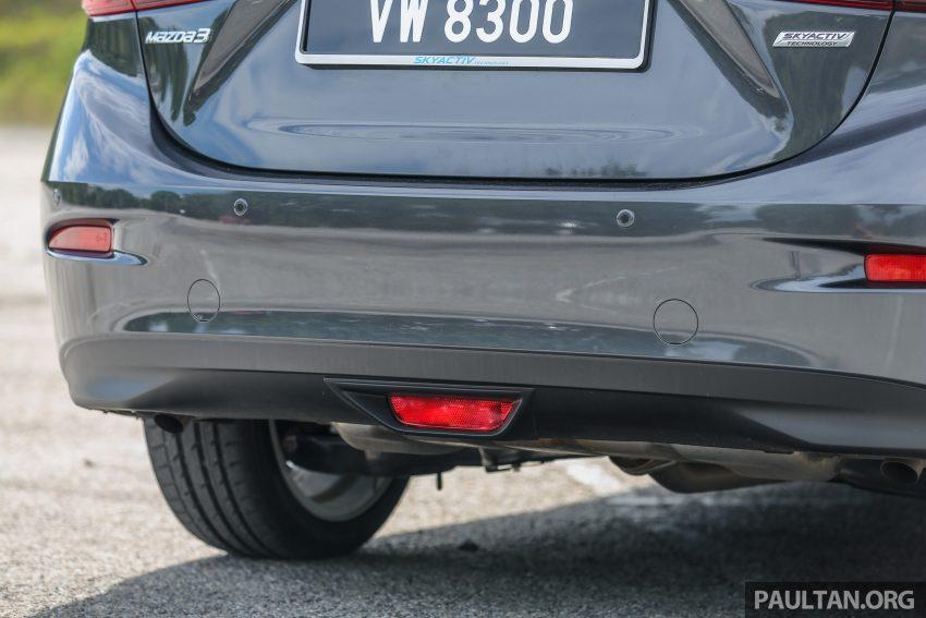 """试驾:2017 Mazda 3 GVC, 优越的""""人马一体""""驾驭体验。 Image #32969"""