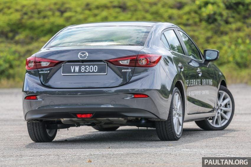 """试驾:2017 Mazda 3 GVC, 优越的""""人马一体""""驾驭体验。 Image #32946"""