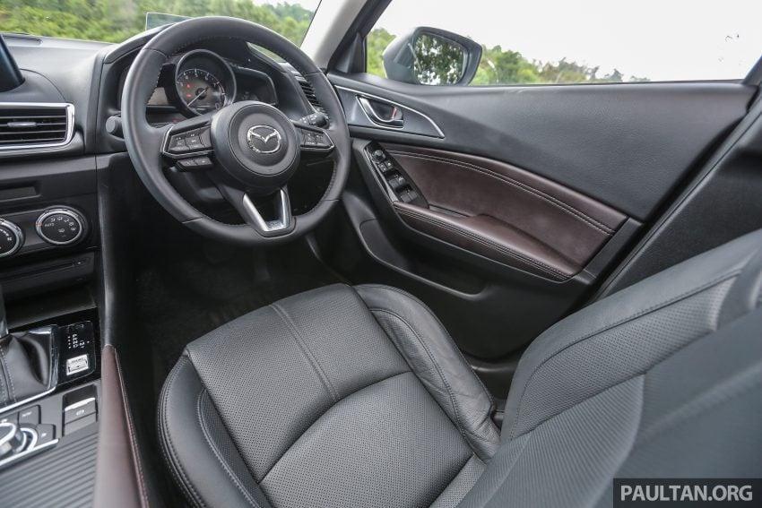 """试驾:2017 Mazda 3 GVC, 优越的""""人马一体""""驾驭体验。 Image #32987"""