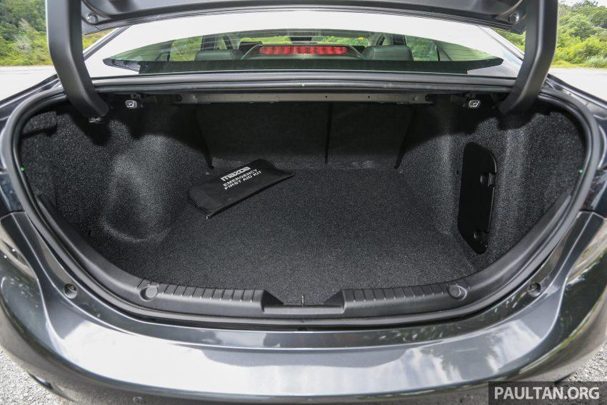 """试驾:2017 Mazda 3 GVC, 优越的""""人马一体""""驾驭体验。 Image #32998"""