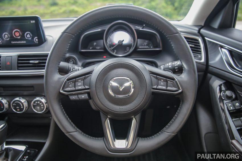 """试驾:2017 Mazda 3 GVC, 优越的""""人马一体""""驾驭体验。 Image #32974"""