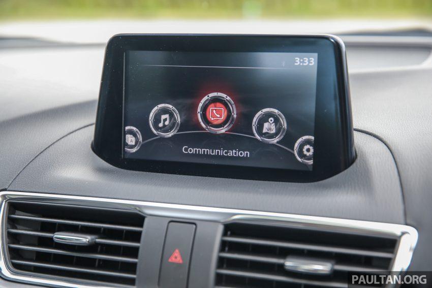 """试驾:2017 Mazda 3 GVC, 优越的""""人马一体""""驾驭体验。 Image #32978"""