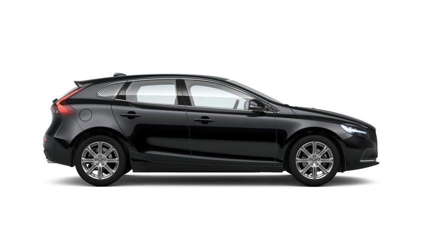 2017 Volvo V40 小改款本地面市, 价格不变, 售18万令吉。 Image #33277