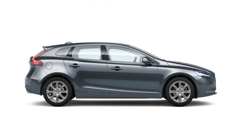 2017 Volvo V40 小改款本地面市, 价格不变, 售18万令吉。 Image #33278