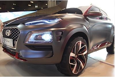 Hyundai与Marvel合作, 推出 Kona Iron Man 特别版车型。 Image #33243