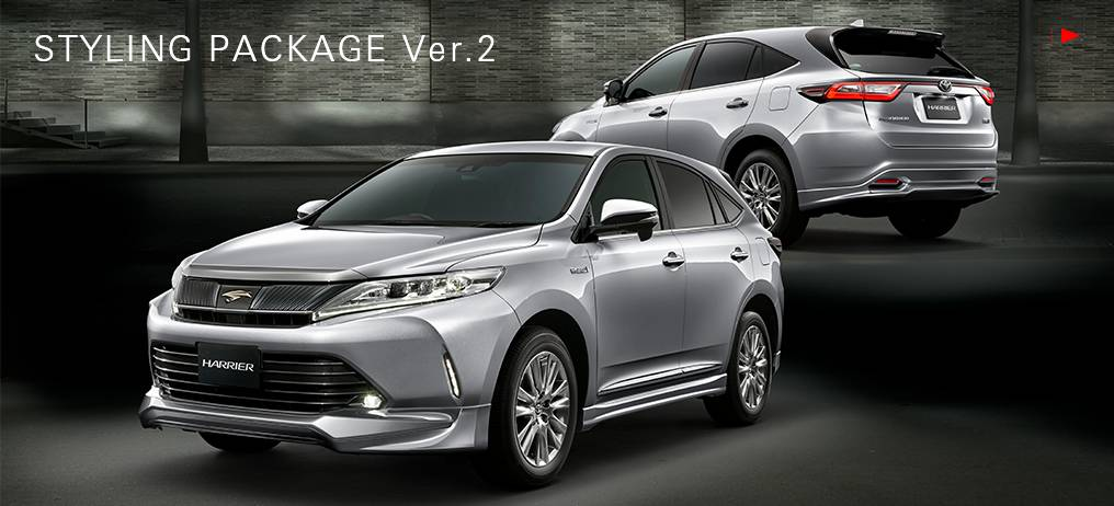 日本发布小改款 Toyota Harrier,新加坡宣布官方引入。 Toyota Harrier Facelift