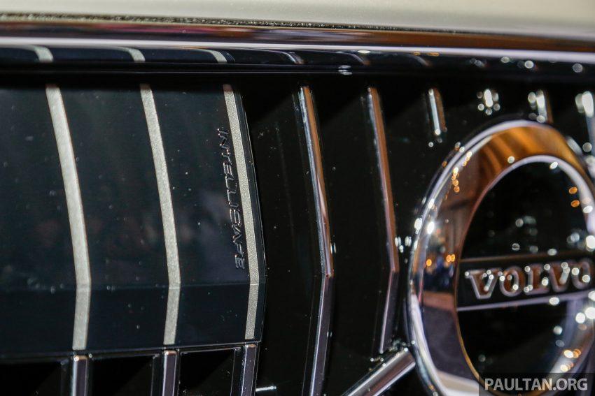 2017 Volvo V40 小改款本地面市, 价格不变, 售18万令吉。 Image #33303