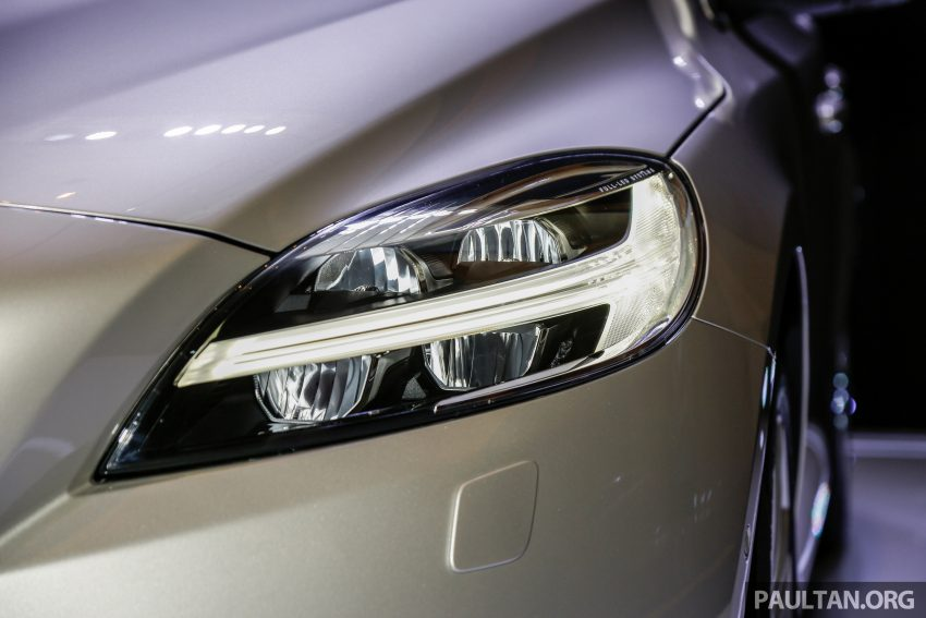 2017 Volvo V40 小改款本地面市, 价格不变, 售18万令吉。 Image #33305