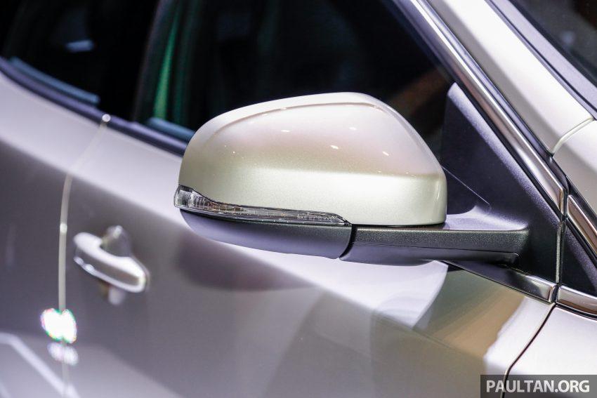 2017 Volvo V40 小改款本地面市, 价格不变, 售18万令吉。 Image #33311