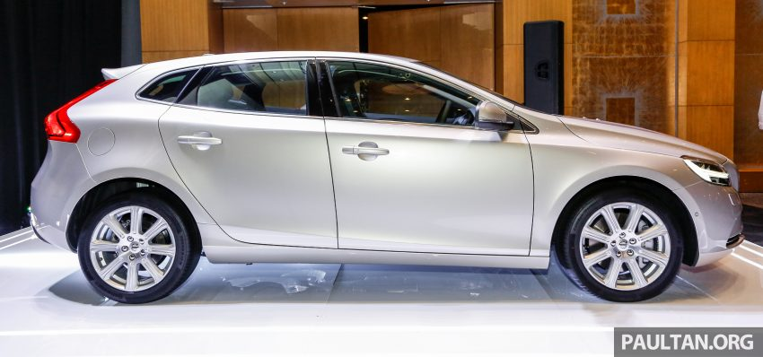 2017 Volvo V40 小改款本地面市, 价格不变, 售18万令吉。 Image #33299