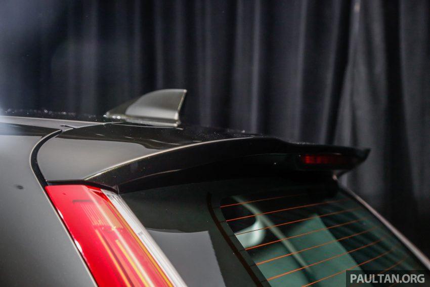 五代 Honda CR-V 本地正式发布,分成4个等级、自然进气与涡轮引擎,统一五人座,售价介于RM142K至RM168K。 Image #34834