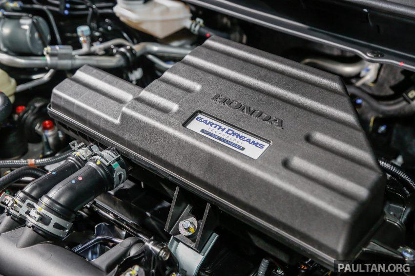 五代 Honda CR-V 本地正式发布,分成4个等级、自然进气与涡轮引擎,统一五人座,售价介于RM142K至RM168K。 Image #34837