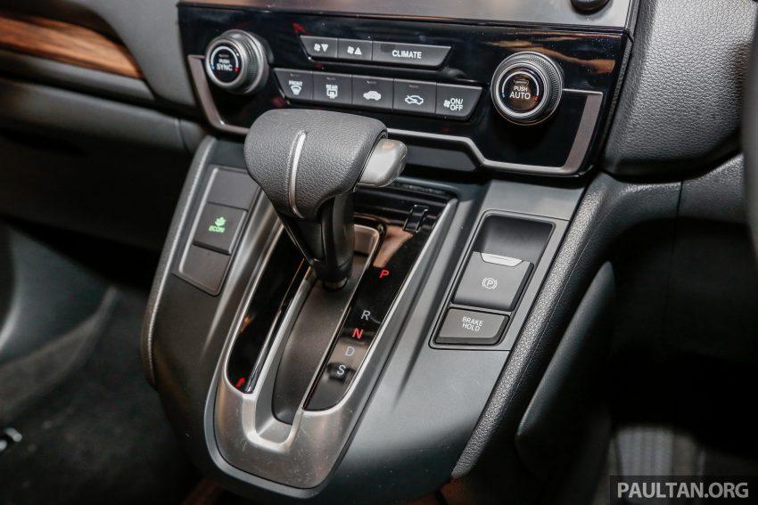 五代 Honda CR-V 本地正式发布,分成4个等级、自然进气与涡轮引擎,统一五人座,售价介于RM142K至RM168K。 Image #34844