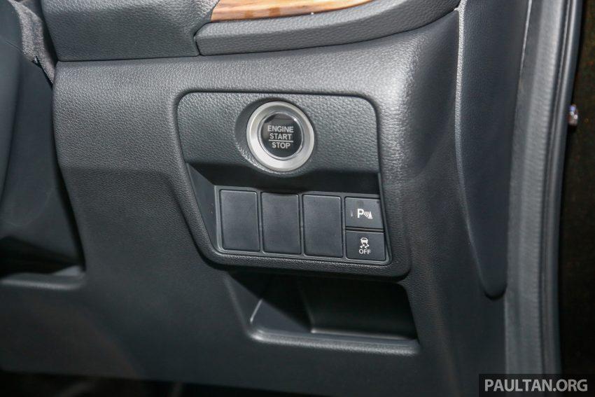 五代 Honda CR-V 本地正式发布,分成4个等级、自然进气与涡轮引擎,统一五人座,售价介于RM142K至RM168K。 Image #34852