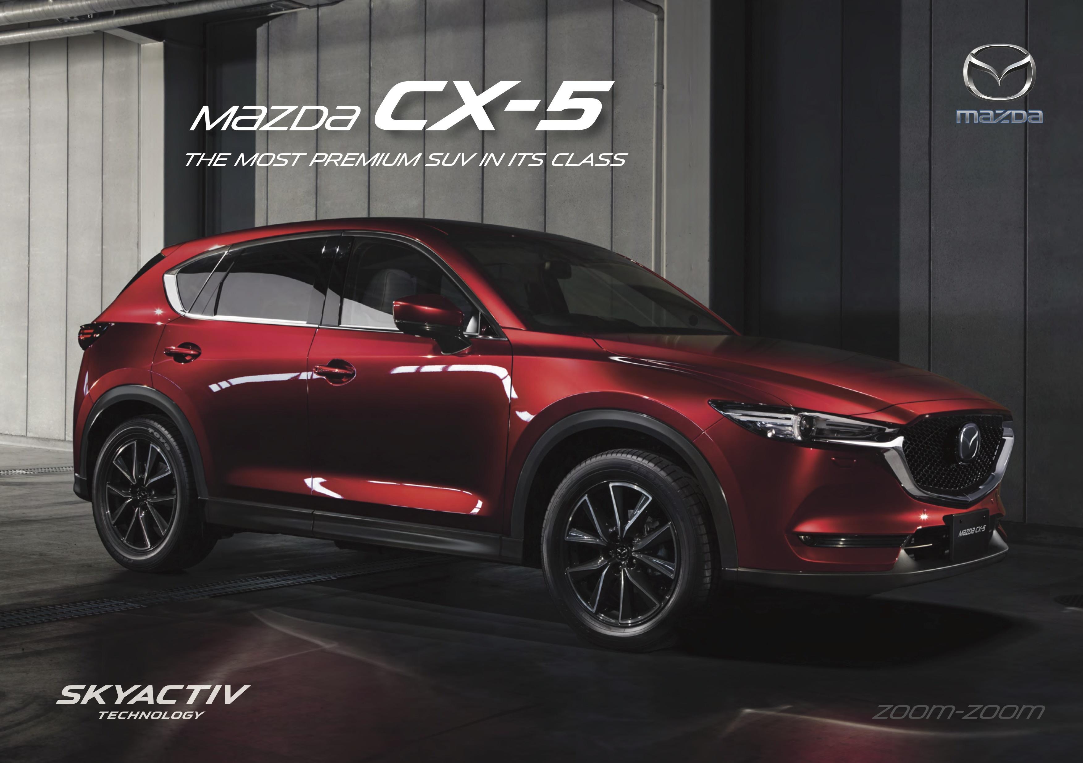Ɗ�先大马一步,新加坡发布第二代全新mazda Cx 5! Paul Tan Ʊ�车资讯网