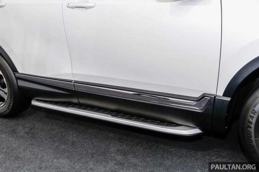 五代 Honda CR-V 本地正式发布,分成4个等级、自然进气与涡轮引擎,统一五人座,售价介于RM142K至RM168K。 Image #35037