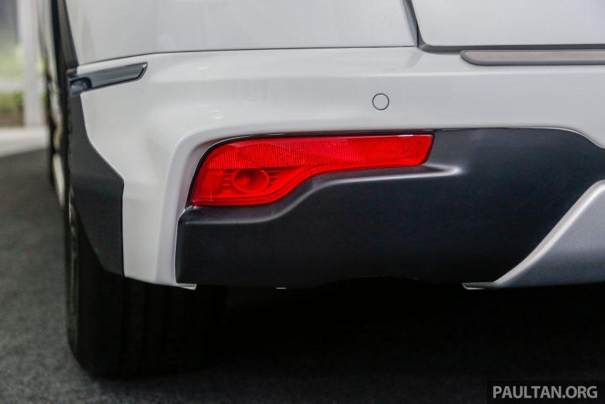 五代 Honda CR-V 本地正式发布,分成4个等级、自然进气与涡轮引擎,统一五人座,售价介于RM142K至RM168K。 Image #35042