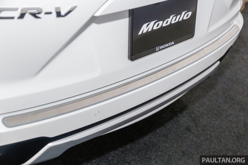 五代 Honda CR-V 本地正式发布,分成4个等级、自然进气与涡轮引擎,统一五人座,售价介于RM142K至RM168K。 Image #35047