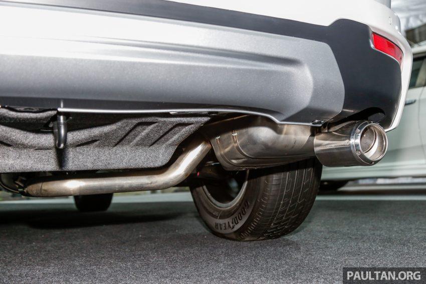 五代 Honda CR-V 本地正式发布,分成4个等级、自然进气与涡轮引擎,统一五人座,售价介于RM142K至RM168K。 Image #35049
