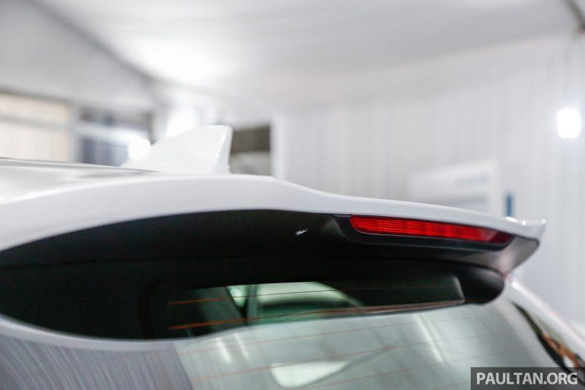 五代 Honda CR-V 本地正式发布,分成4个等级、自然进气与涡轮引擎,统一五人座,售价介于RM142K至RM168K。 Image #35050