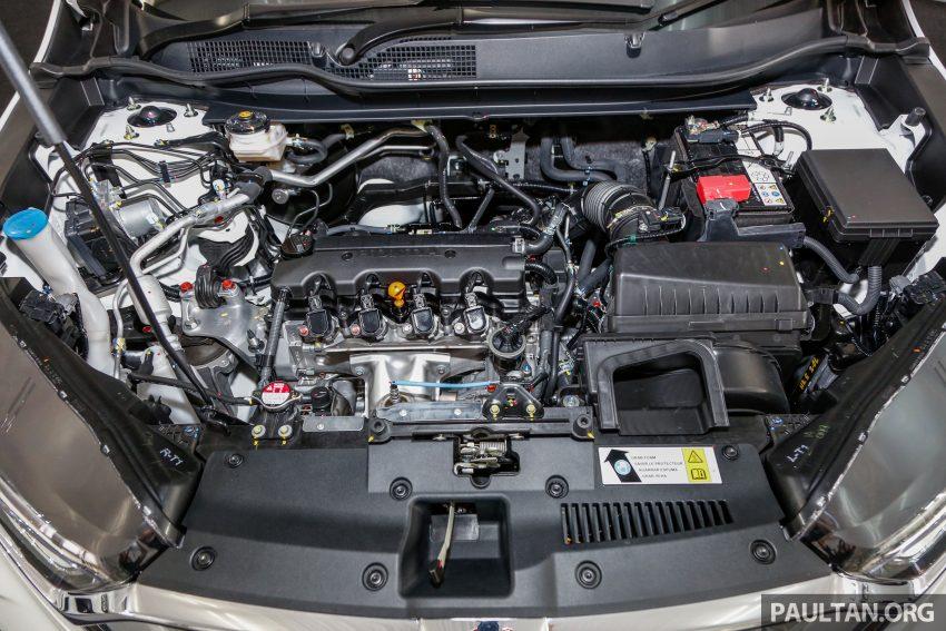 五代 Honda CR-V 本地正式发布,分成4个等级、自然进气与涡轮引擎,统一五人座,售价介于RM142K至RM168K。 Image #35051