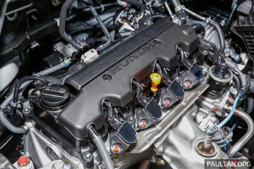 五代 Honda CR-V 本地正式发布,分成4个等级、自然进气与涡轮引擎,统一五人座,售价介于RM142K至RM168K。 Image #35052