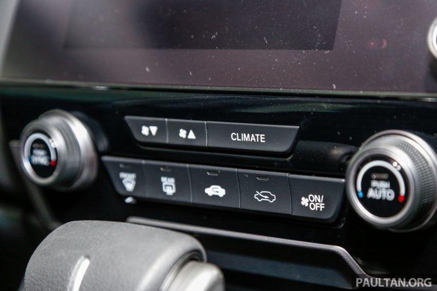 五代 Honda CR-V 本地正式发布,分成4个等级、自然进气与涡轮引擎,统一五人座,售价介于RM142K至RM168K。 Image #35064