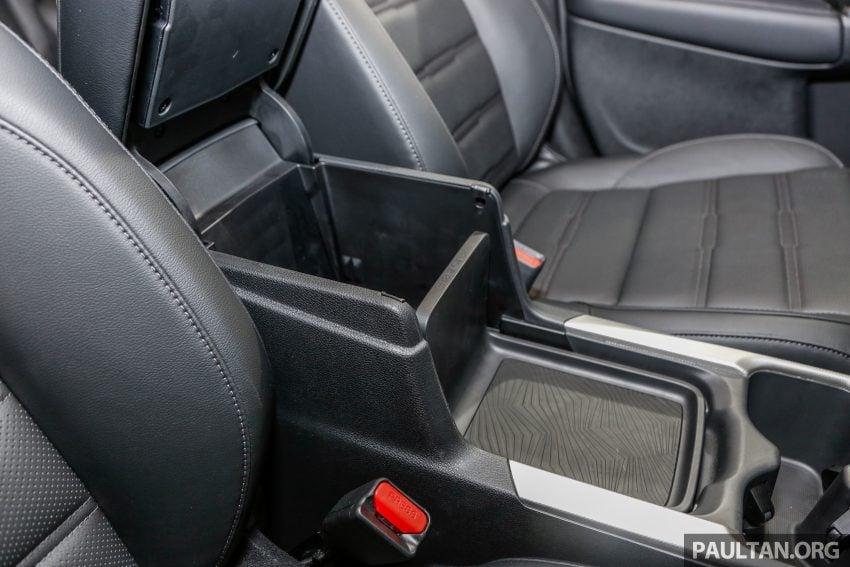 五代 Honda CR-V 本地正式发布,分成4个等级、自然进气与涡轮引擎,统一五人座,售价介于RM142K至RM168K。 Image #35069