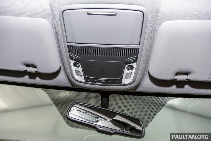 五代 Honda CR-V 本地正式发布,分成4个等级、自然进气与涡轮引擎,统一五人座,售价介于RM142K至RM168K。 Image #35073