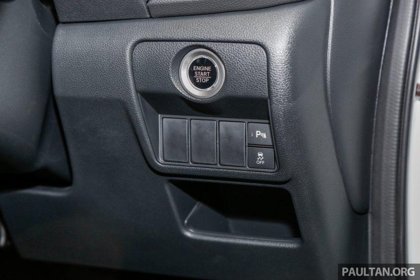 五代 Honda CR-V 本地正式发布,分成4个等级、自然进气与涡轮引擎,统一五人座,售价介于RM142K至RM168K。 Image #35080