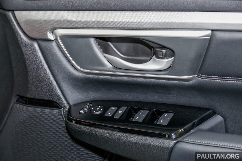 五代 Honda CR-V 本地正式发布,分成4个等级、自然进气与涡轮引擎,统一五人座,售价介于RM142K至RM168K。 Image #35084