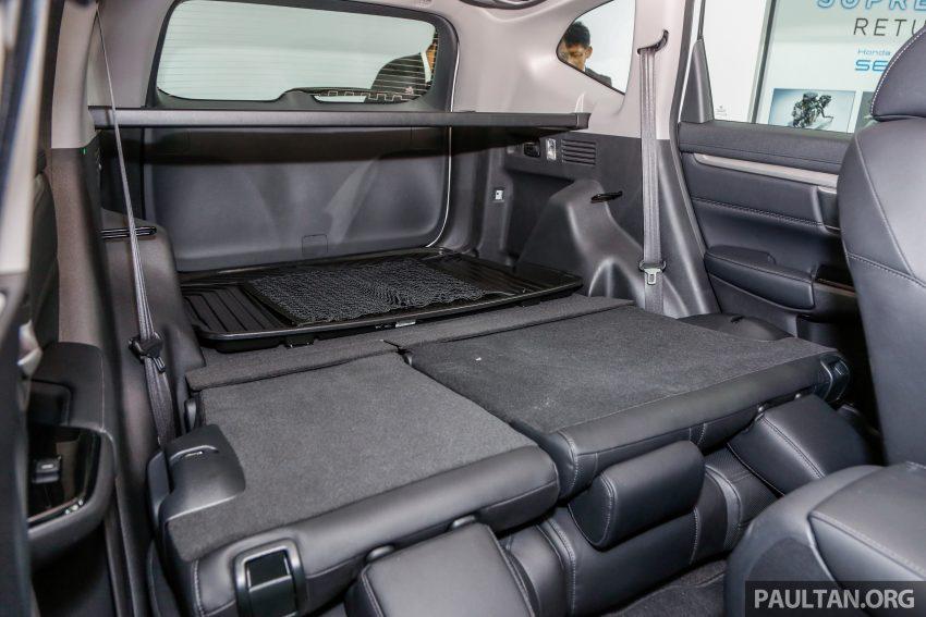 五代 Honda CR-V 本地正式发布,分成4个等级、自然进气与涡轮引擎,统一五人座,售价介于RM142K至RM168K。 Image #35087