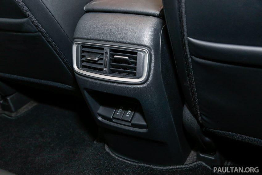 五代 Honda CR-V 本地正式发布,分成4个等级、自然进气与涡轮引擎,统一五人座,售价介于RM142K至RM168K。 Image #35088