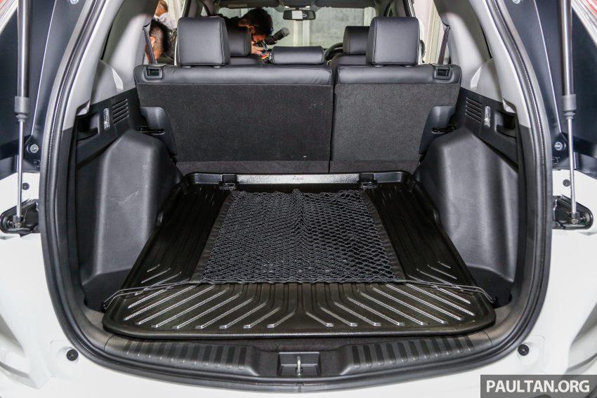 五代 Honda CR-V 本地正式发布,分成4个等级、自然进气与涡轮引擎,统一五人座,售价介于RM142K至RM168K。 Image #35091