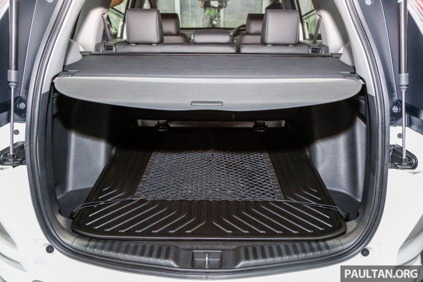 五代 Honda CR-V 本地正式发布,分成4个等级、自然进气与涡轮引擎,统一五人座,售价介于RM142K至RM168K。 Image #35094