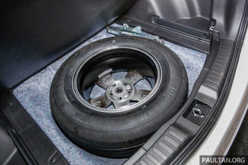 五代 Honda CR-V 本地正式发布,分成4个等级、自然进气与涡轮引擎,统一五人座,售价介于RM142K至RM168K。 Image #35095
