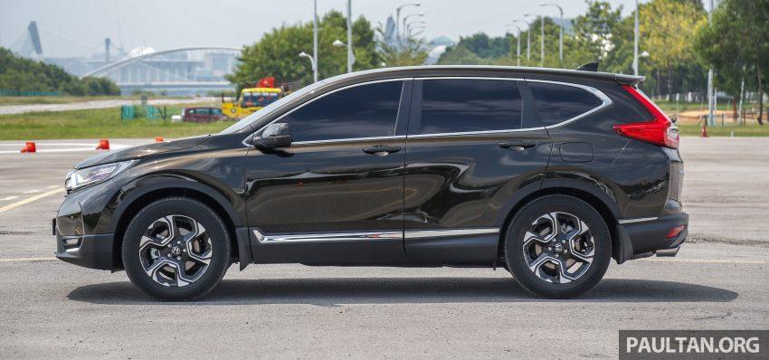 五代 Honda CR-V 本地正式发布,分成4个等级、自然进气与涡轮引擎,统一五人座,售价介于RM142K至RM168K。 Image #34932