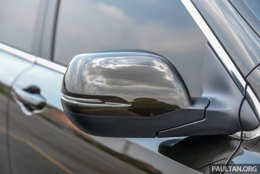 五代 Honda CR-V 本地正式发布,分成4个等级、自然进气与涡轮引擎,统一五人座,售价介于RM142K至RM168K。 Image #34944