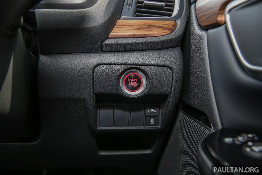 五代 Honda CR-V 本地正式发布,分成4个等级、自然进气与涡轮引擎,统一五人座,售价介于RM142K至RM168K。 Image #34968