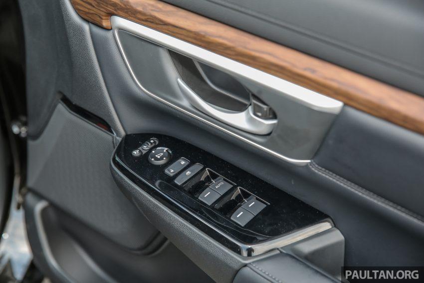 五代 Honda CR-V 本地正式发布,分成4个等级、自然进气与涡轮引擎,统一五人座,售价介于RM142K至RM168K。 Image #34977