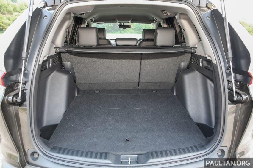 五代 Honda CR-V 本地正式发布,分成4个等级、自然进气与涡轮引擎,统一五人座,售价介于RM142K至RM168K。 Image #34984