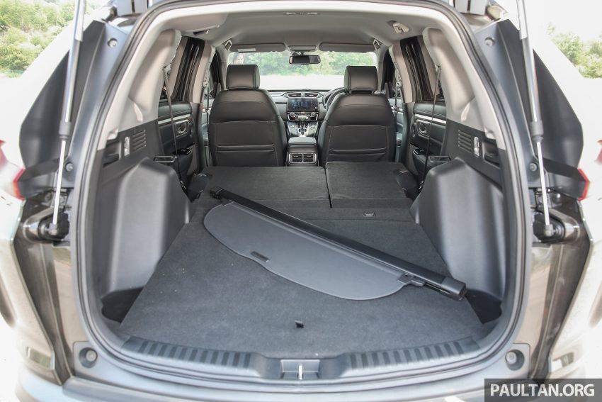 五代 Honda CR-V 本地正式发布,分成4个等级、自然进气与涡轮引擎,统一五人座,售价介于RM142K至RM168K。 Image #34985