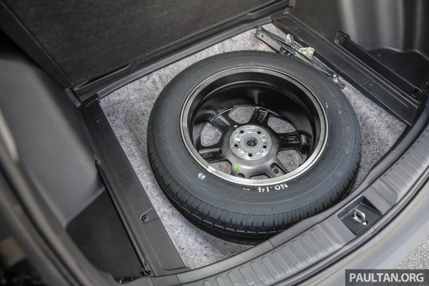 五代 Honda CR-V 本地正式发布,分成4个等级、自然进气与涡轮引擎,统一五人座,售价介于RM142K至RM168K。 Image #34987