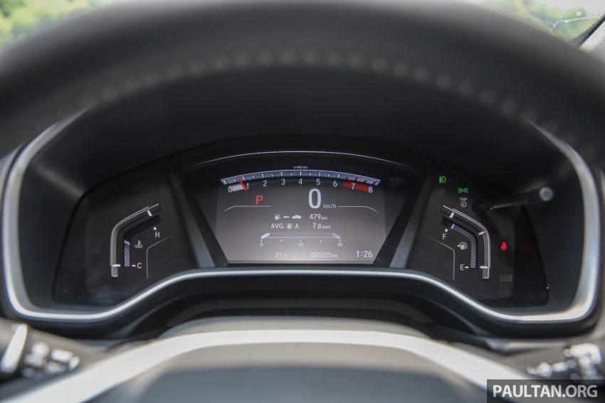 五代 Honda CR-V 本地正式发布,分成4个等级、自然进气与涡轮引擎,统一五人座,售价介于RM142K至RM168K。 Image #34959