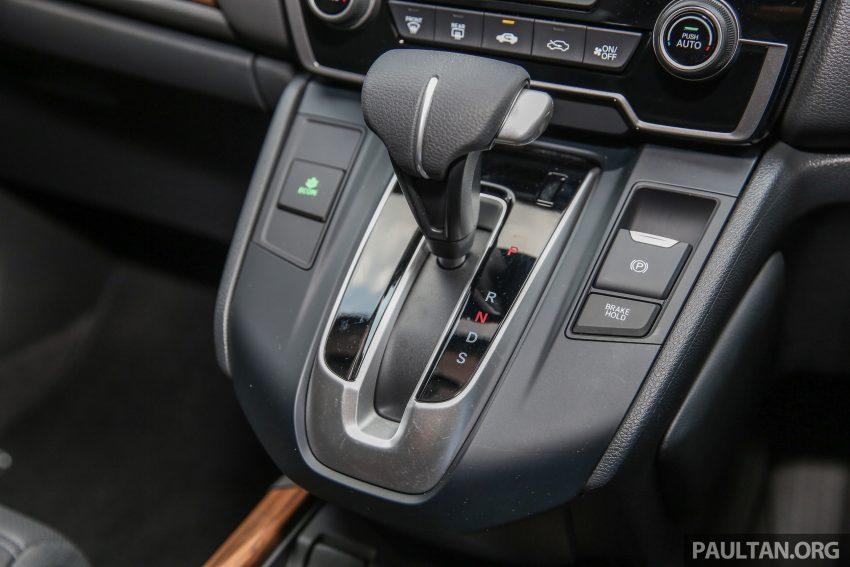 五代 Honda CR-V 本地正式发布,分成4个等级、自然进气与涡轮引擎,统一五人座,售价介于RM142K至RM168K。 Image #34963