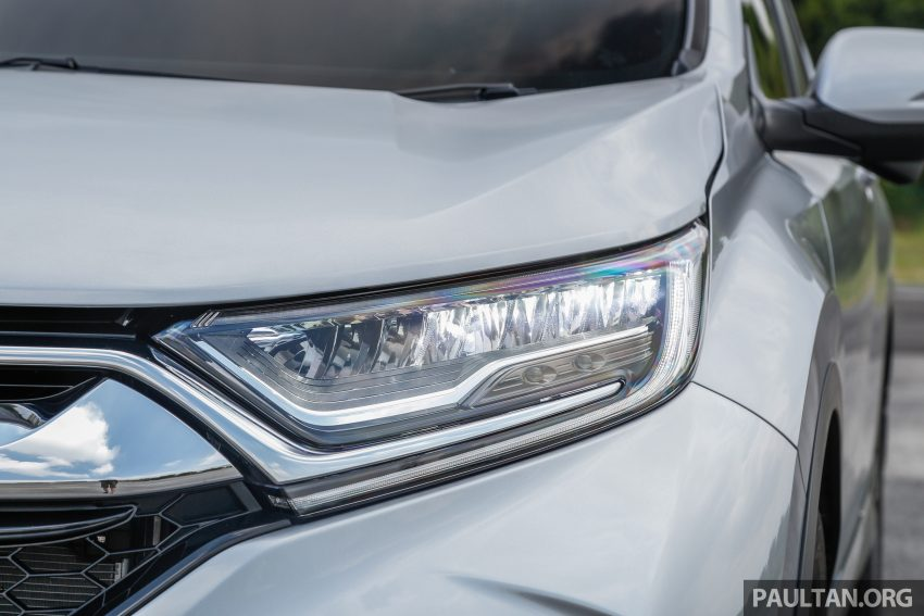 五代 Honda CR-V 本地正式发布,分成4个等级、自然进气与涡轮引擎,统一五人座,售价介于RM142K至RM168K。 Image #34874