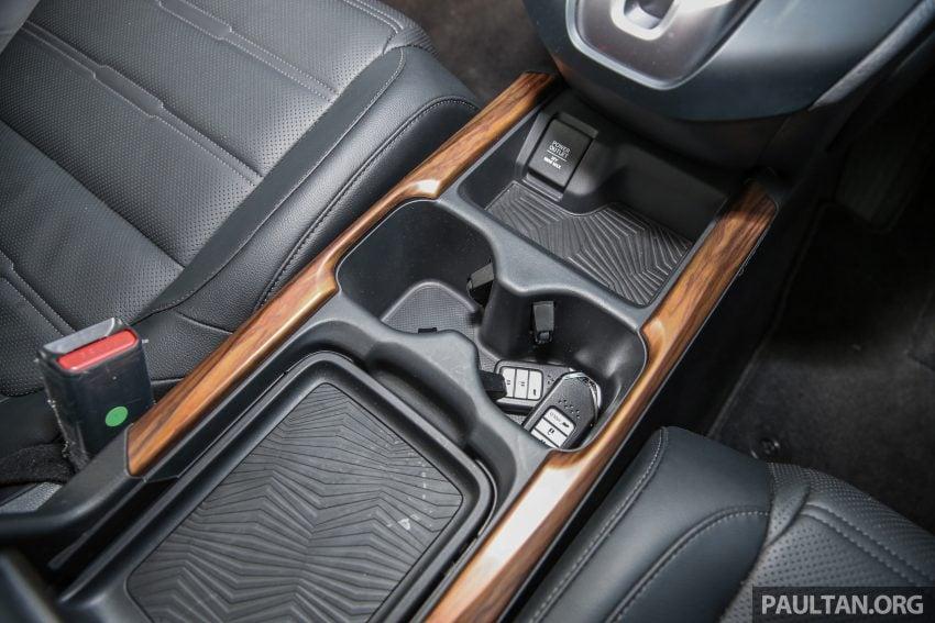 五代 Honda CR-V 本地正式发布,分成4个等级、自然进气与涡轮引擎,统一五人座,售价介于RM142K至RM168K。 Image #34898